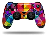 Spectrums – Decal Style Wrap Skin fits Sony PS4 Dualshock Controller (CONTROLLER NOT INCLUDED) by WraptorSkinz Review