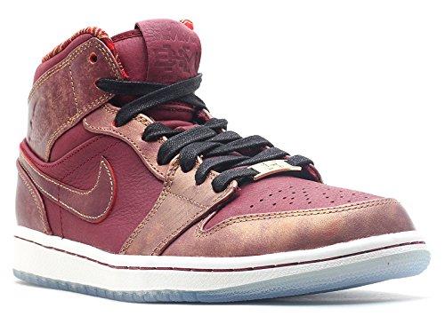 Nike Air Jordan En Mid Bhm Bhm - 647561-605