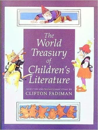 Book The World Treasury of Children's Literature, Vols. I & II