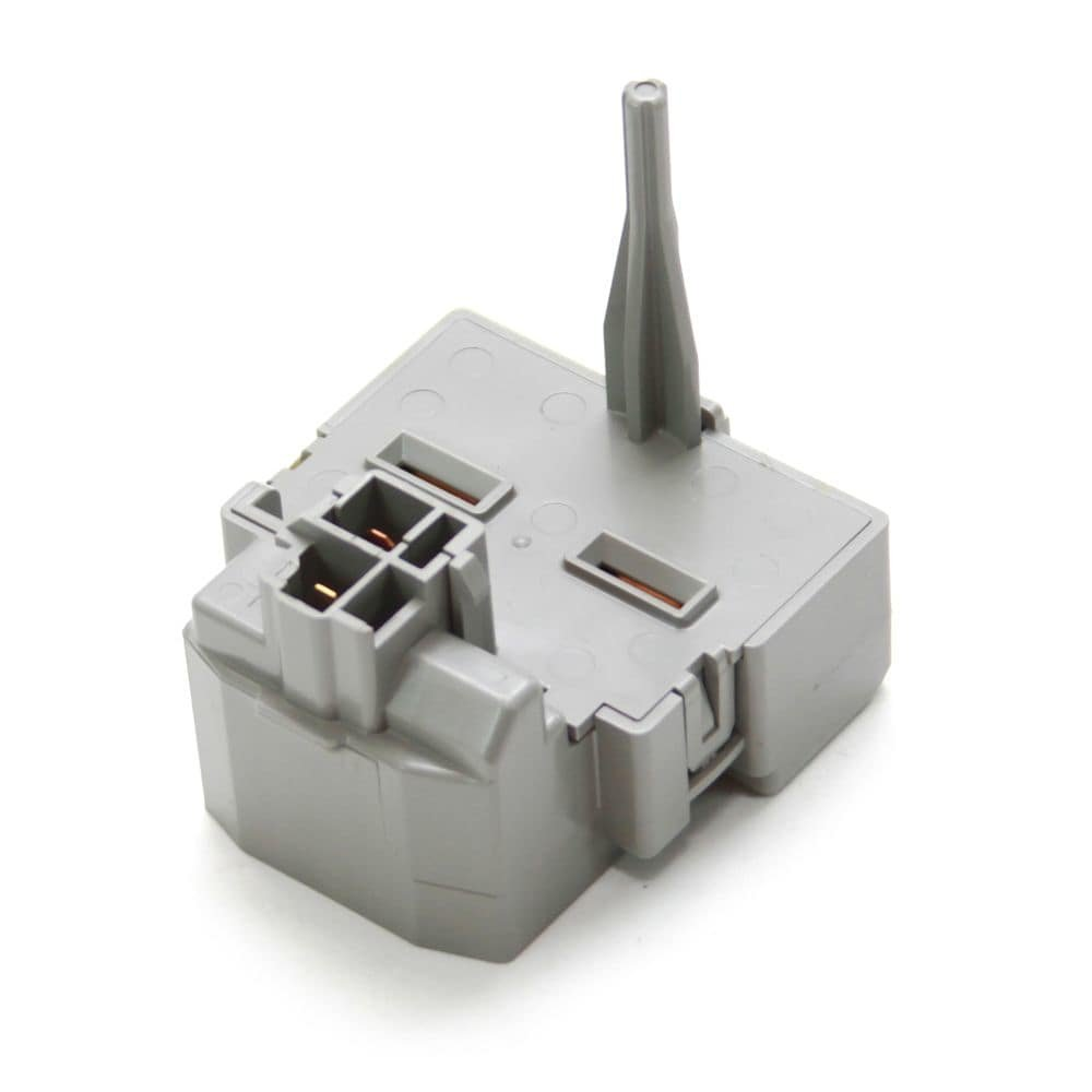 Whirlpool W10194431 Refrigerator Compressor Overload and Start Relay Genuine Original Equipment Manufacturer (OEM) Part