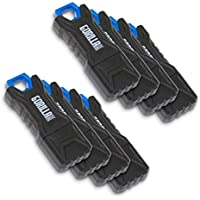 GorillaDrive 8 Pack 8GB Ruggedized USB Flash Drive
