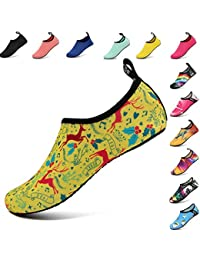 Water Sports Shoes Barefoot Quick-Dry Aqua Yoga Socks Slip-on Men Women Kids