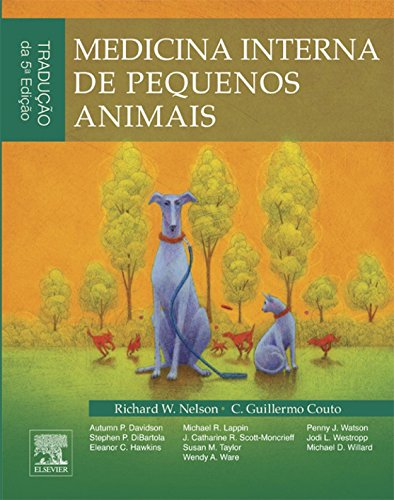 Medicina interna pequenos animais Richard ebook
