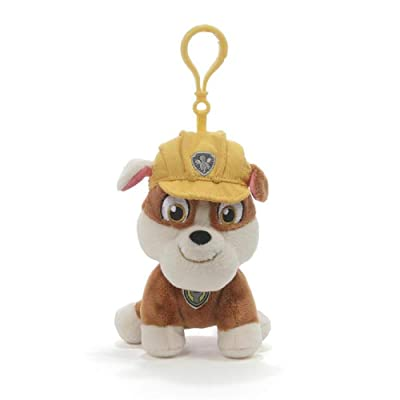 GUND Rubble Backpack Clip, 4: Toys & Games