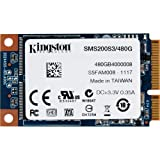 Kingston Digital 2-Inch 480GB SSDNow mS200 mSATA (6Gbps) Solid State Drive for Notebooks Tablets and Ultrabooks SMS200S3/480G