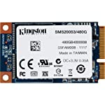 Kingston Digital 120GB SSDNow mS200 mSATA (6Gbps) Solid State Drive for Notebooks Tablets and Ultrabooks SMS200S3/120G 7 Storage Capacity: 240GB. Form Factor: mSATA. Interface: SATA Rev. 3.0 (6Gb/s), SATA Rev. 2.0 (3Gb/s), SATA Rev. 1.0 (1.5Gb/s).