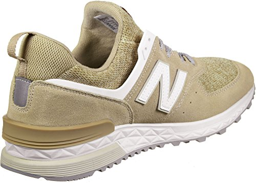 New Schuhe Balance Beige New 574S Balance qwgRSq