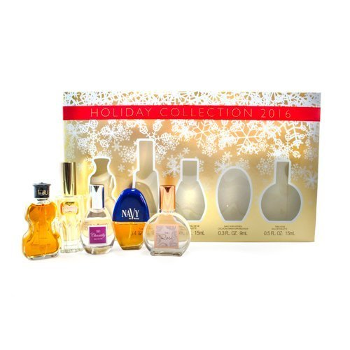 Dana 5-Piece Holiday Fragrance Collection for ()