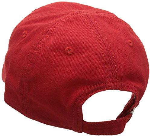 rosso uomo baseball rosso da Lacoste Cappellino 8SZTTq