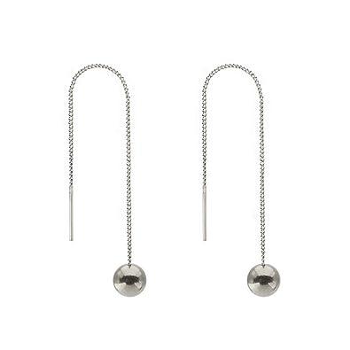 Amazon.com: Pendientes con borla de rosca de minimalismo, de ...
