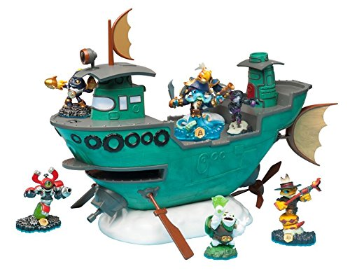 BD&A Classic Skylanders Flynn's Ship