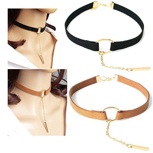 Double Necklace Set - 5