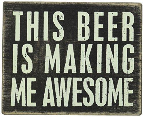 is beer - 4