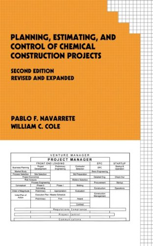 Planning, Estimating, and Control of Chemical Construction Projects, Vol. 29 ISBN-13 9780824705169