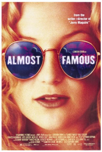 Almost Famous Regular Movie Poster Double Sided Original