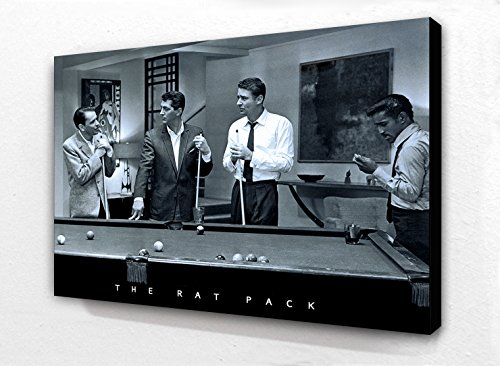 The Rat Pack Pool Sinatra Clan 36