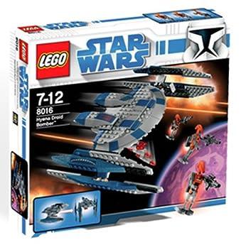 Lego Star Wars 8016 Hyena Droid Bomber Amazon Toys Games