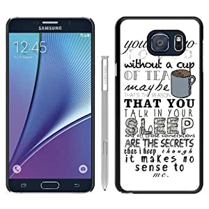 Newest Samsung Galaxy Note 5 Case ,Popular And Beautiful Designed Case With One Direction 2 black Samsung Galaxy Note 5 Screen Cover High Quality Phone Case