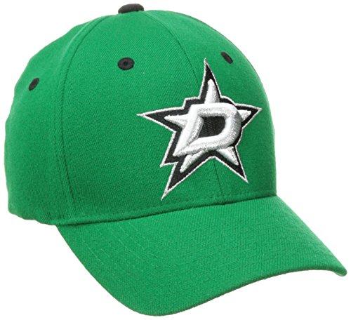Zephyr NHL Dallas Stars Men's Breakaway Cap, X-Large, Kelly