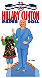 Hillary Clinton Paper Doll Collectible Campaign Edition