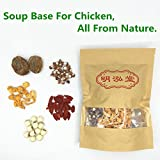 Ming Hong Tang Edible Mixed Plant Soup Base, Cooked for Chicken Soup, Offer Sweet Fragrant Taste Instead Of Meat Smell, 100% Natural Food, For 3-5 People, Chinese Local Native Nature Food, Brand