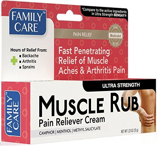 Family Care Maximum Strength Relieving product image