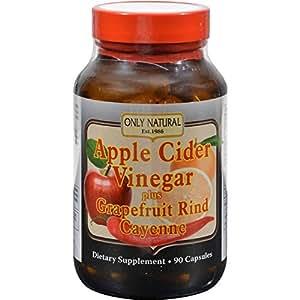 Amazon.com: 2Pack! Only Natural Apple Cider Vinegar Plus