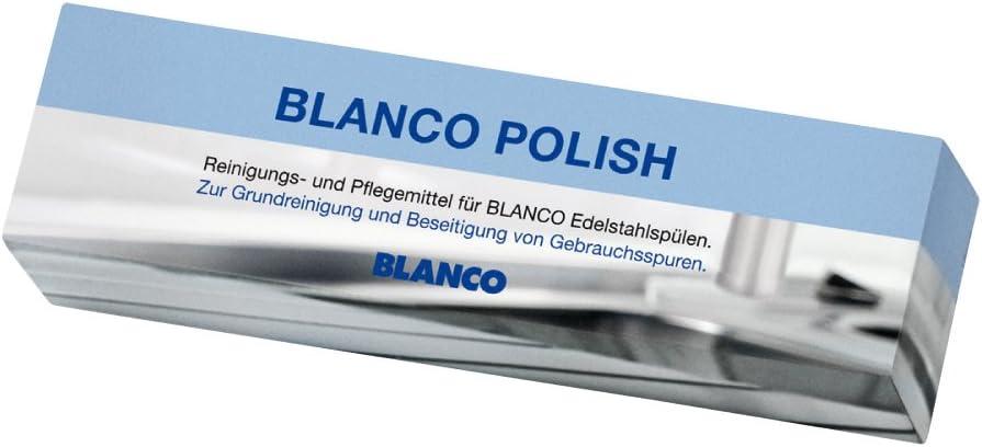 Blanco Polish Producto de limpieza y cuidado para fregadero de acero inoxidable,