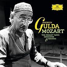 Mozart (The Mozart Tapes Concertos & Sonatas) [10 CD Box Set]