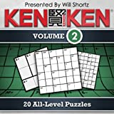KenKen Vol. 2 : 20 All-Level Puzzles