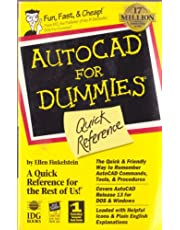 Autocad for Dummies Quick Reference