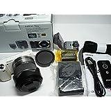 ソニー SONY デジタル一眼カメラ α NEX-5N ズームレンズキット ホワイト NEX-5NK/W