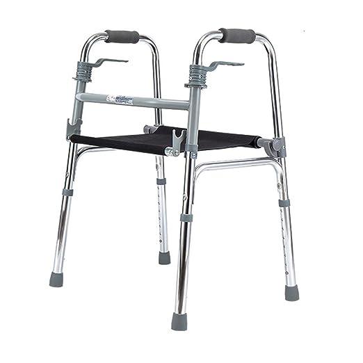 Accesorios para andadores con ruedas Ayuda Para Caminar Ajustable ...