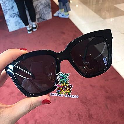 6d9ff669d6f56 Amazon.com  New Gentle Women Sunglasses V Brand Dreamer Hoff 01 for gental  Monster Sunglasses-Black Frame Black Lenses  Camera   Photo