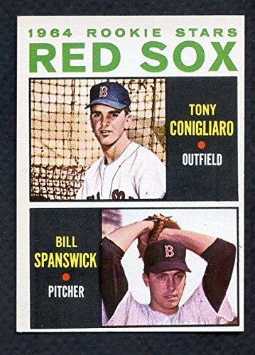 1964 Topps #287 Tony Conigliaro Red Sox NR-MT 335298 Kit Young Cards