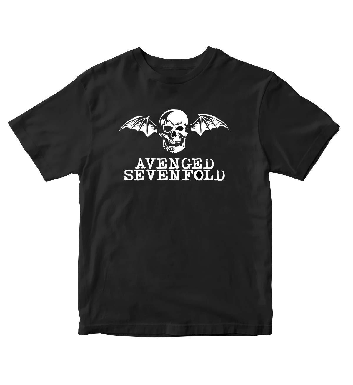 Tjsports Avenged Sevenfold Black T Shirt Music 57