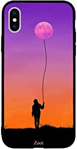 iPhone XS / 10s Case Cover Holding the moon Zoot High Quality Design Phone Covers