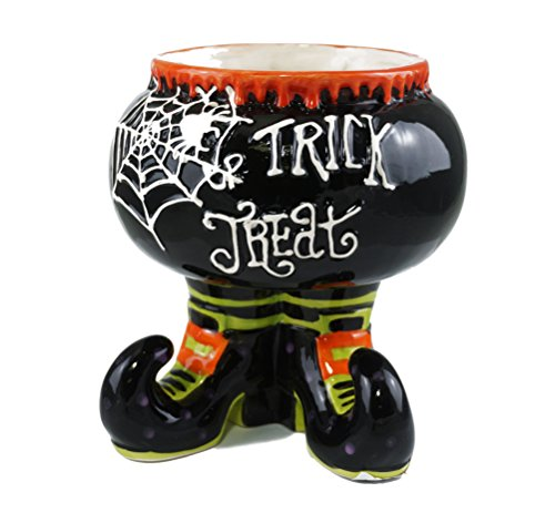 Halloween Treat Candy Dish (Trick or Treat)]()