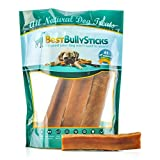 All-Natural Himalayan Yak Cheese Dog Chews By Best Bully Sticks (3 Pack)