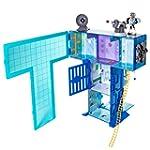 Teen Titans Go Teen Titans T Tower Playset
