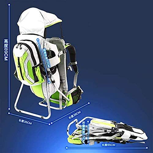 Hiking Backpack Carrier Child Carrier Baby Toddler Hiking Backpack Carrier Folding Baby Travel Carrier