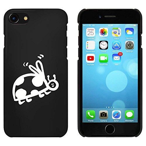 Noir 'Coccinelle' étui / housse pour iPhone 7 (MC00086964)