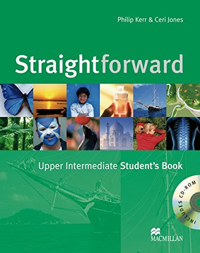 Straightforward: Upper Intermediate / Student's Book with CD-ROM