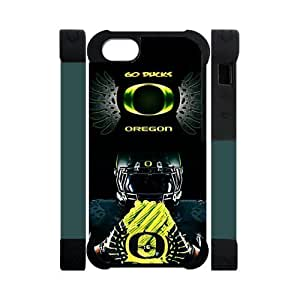 NCAA Oregon Ducks For Iphone 6 Phone Case Cover Dual-protective Polymer Custom Personalized Fashion Team Logo For Iphone 6 Phone Case Cover at Big-dream