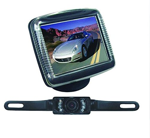 Price comparison product image Mirror Dual Dash & Backup Cam