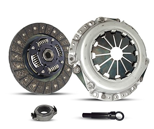 (Clutch Kit Works With Nissan Sentra 200Sx Nx G20 Base S Gxe T Ca Se-r 1991-2006 2.0L l4 GAS DOHC Naturally Aspirated (Sr20De))