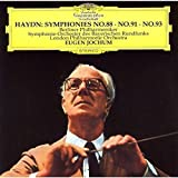 Haydn: Symphonies 88 91 & 93