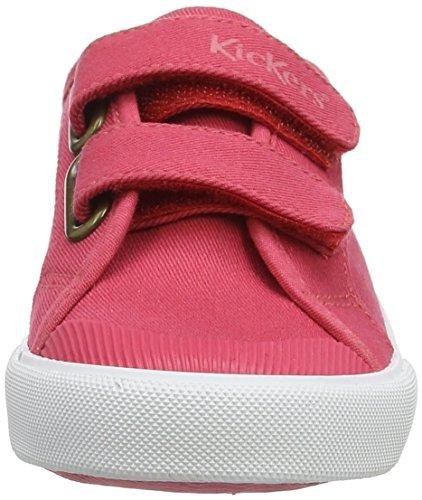 Kickers Godille, Zapatillas Unisex Niños Rosa (Fuchsia)