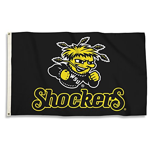 Wichita State Shockers Grommets 5 Feet product image