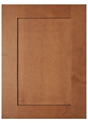 Walnut Shaker Kitchen Cabinet Sample Door
